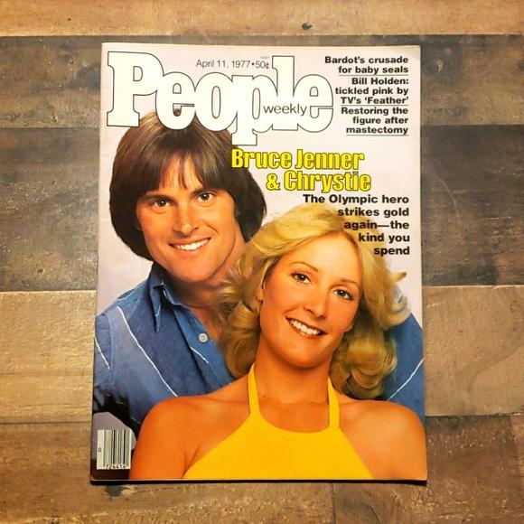 Vintage People Weekly Magazine